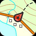 Topo GPS Norway icon