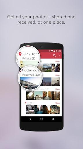 Plix : Photos requesting app