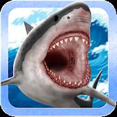 Hungry Shark Attack Simulation
