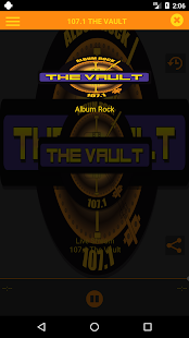 107.1 The Vault- screenshot thumbnail