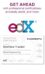 edX - Online Courses by Harvard, MIT, Microsoft APK screenshot thumbnail 6