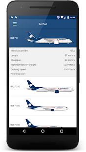 Aeromexico Mobile- screenshot thumbnail