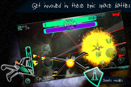 Psyber Space Arcade