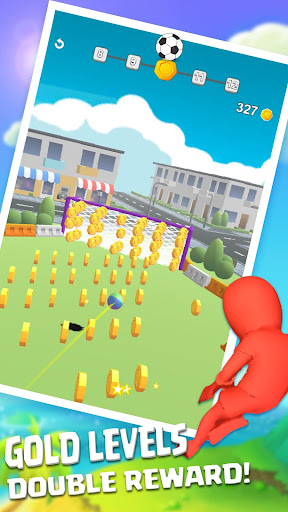 Soccer Star Shooting Game screenshot 2