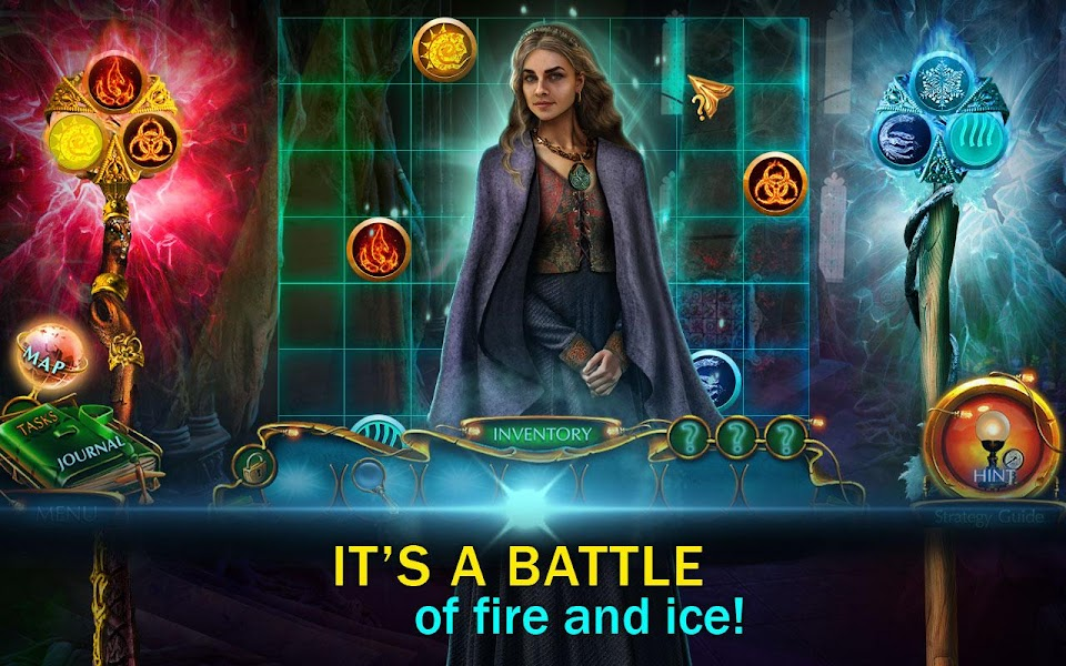 Hidden Object Labyrinths of World 4 (Free to Play)