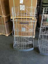 Photo: Magazine/ Book racks $45 ea.