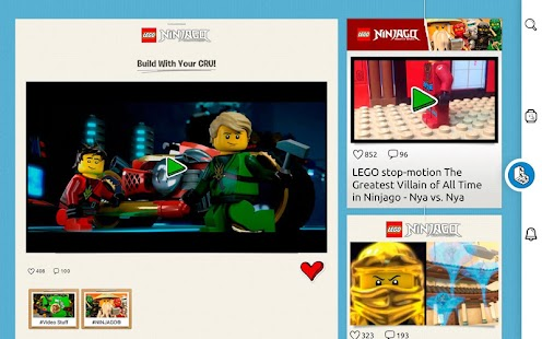 LEGO® Life- screenshot thumbnail