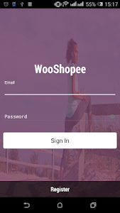 WooShopee - Woocommerce App screenshot 1