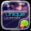 GO SMS UNIQUE THEME icon