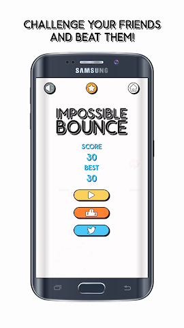 android Impossible Bounce Screenshot 4