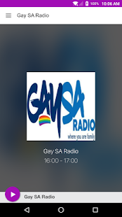 Gay SA Radio- screenshot thumbnail