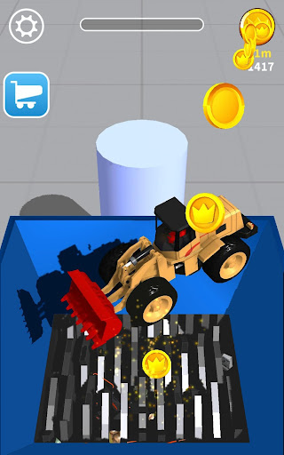Will It Shred? Satisfying ASMR Shredding Game screenshot 20