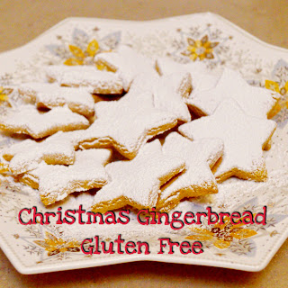 Christmas Recipe – Christmas Gingerbread – Gluten Free.