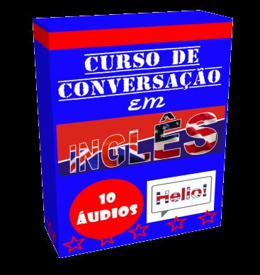 Curso de conversação em Inglês