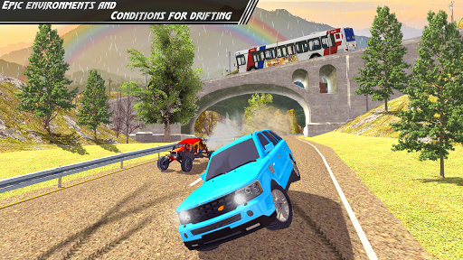 Real Car Drifting 2019:Snow Car Drift & Car Racing 1.0 screenshots 2