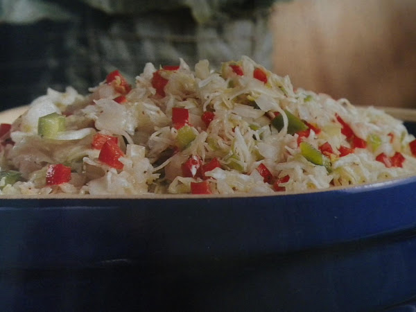 Wilted Cabbage Recipe