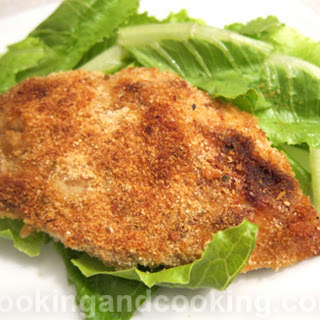 Mustard Crusted Chicken