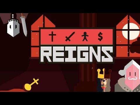 Reigns best iphone game of 2020