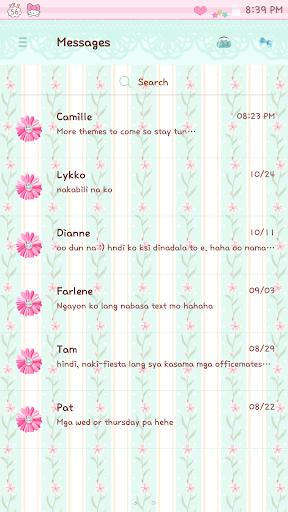 So Lovely GO SMS