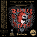 Rockyard Redhawk Scottish Ale