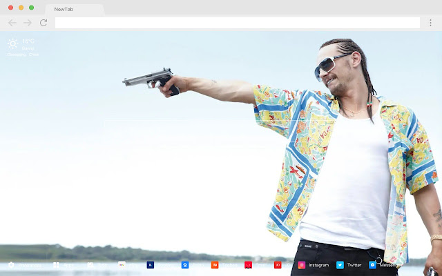 James Franco Hot Stars New Tabs HD Themes