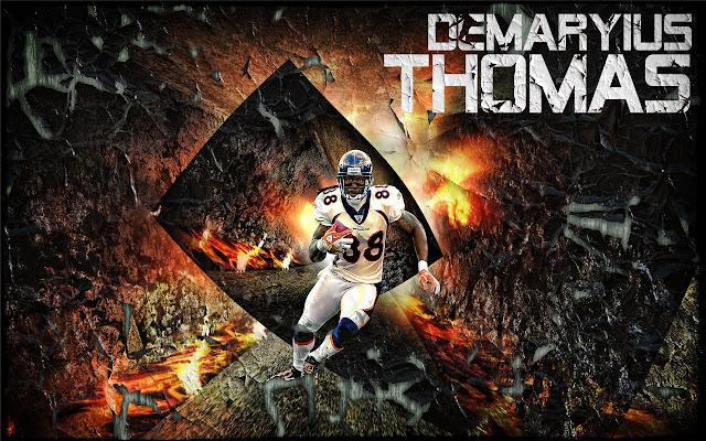 Demaryius Thomas Themes & New Tab