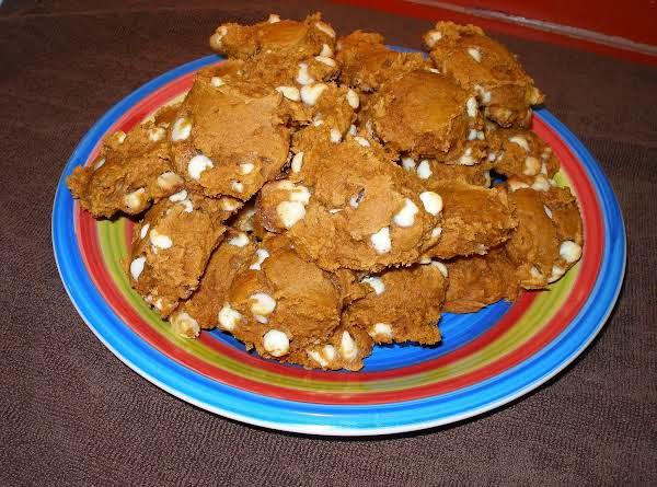 Spiced Pumpkin Cookies Recipe