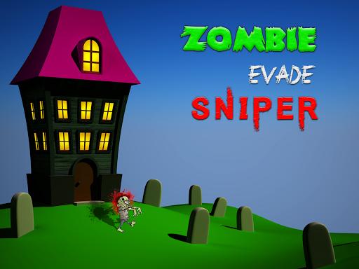 Zombie Evade Sniper