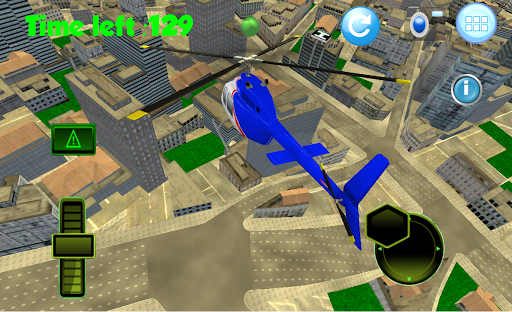 City Helicopter  screenshots 3