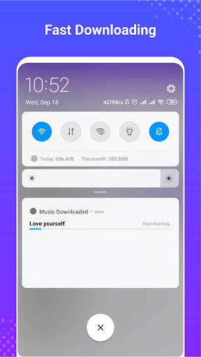 Download Music Mp3 - Music Downloader Free 8.0 110820 screenshots 3