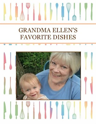 GRANDMA ELLEN'S FAVORITE DISHES