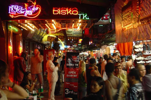 Photo Patpong Night market