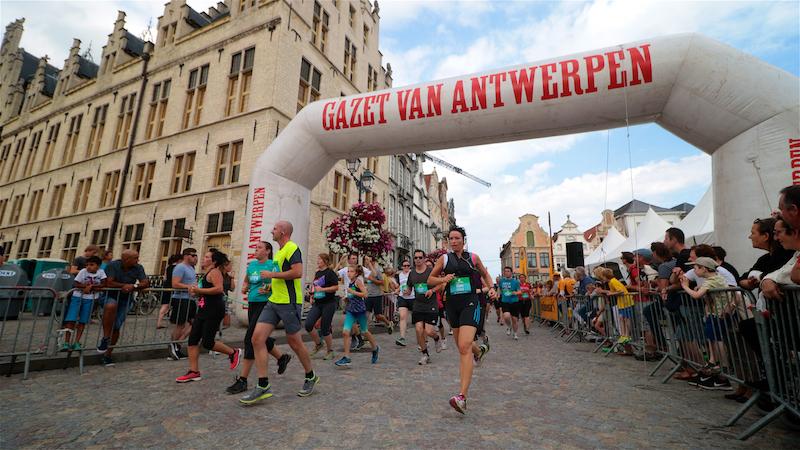 24/9 Dwars door Mechelen tvv 'Bart's Weg'