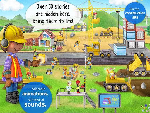 Tiny Builders: Crane, Digger, Bulldozer for Kids  screenshots 9