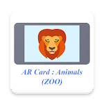 AR Card Animals PRO Icon