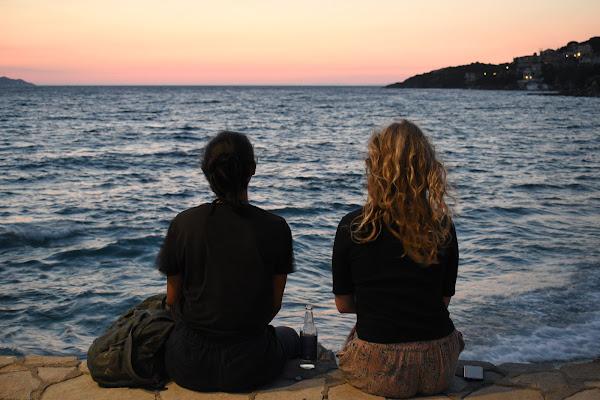 Noi due e il mare di Ari_anna