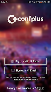ConfPlus- screenshot thumbnail