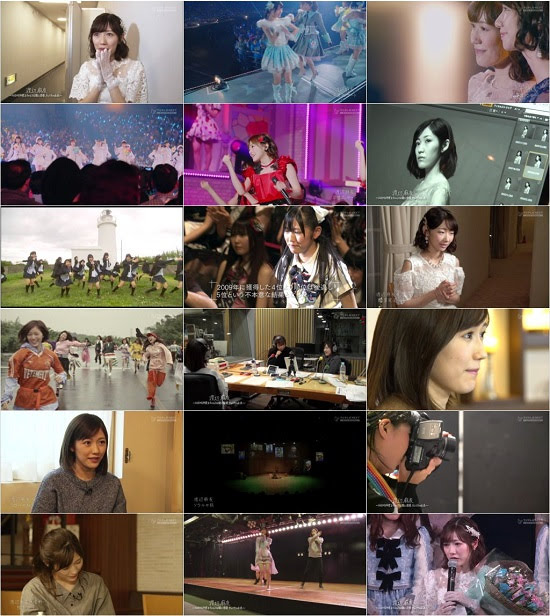 (TV-Variety)(720p+1080i) 渡辺麻友 ~AKB48卒業までの63日間に密着、そしてその未来~ 180127