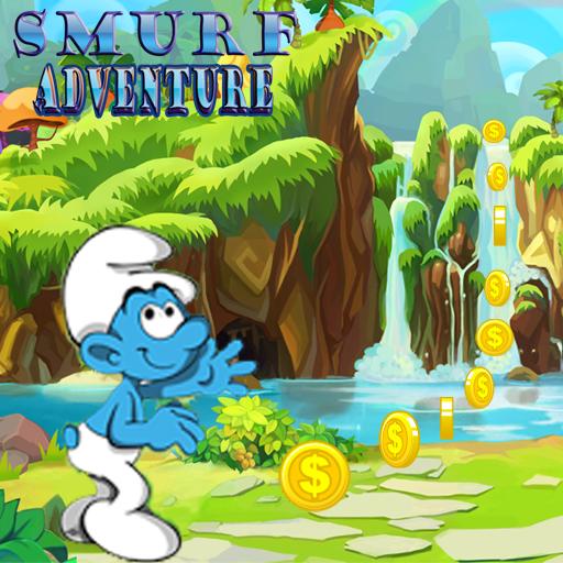 free Smurf Run Adventure