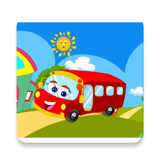 The wheels on the bus puzzle