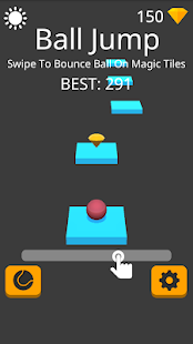Download Ball jump Swipe To Bounce Ball On Magic Tiles For PC Windows and Mac apk screenshot 1
