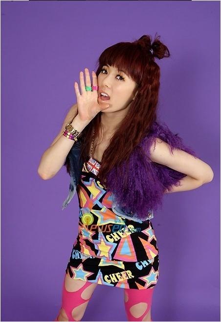 hyuna hair 6