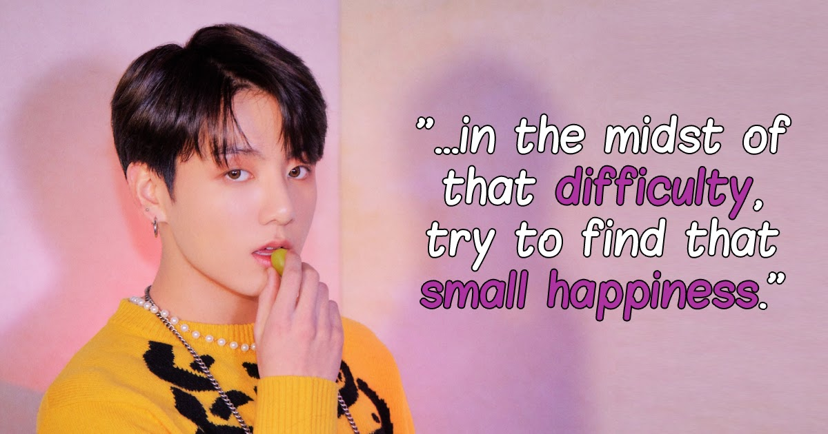 of the wisest bts jungkook quotes to bring you strength koreaboo