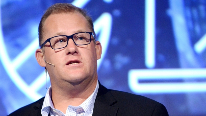 Doug Woolley, GM of Dell Technologies South Africa.