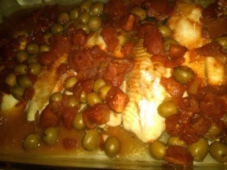 Mediterranean Tilapia Recipe