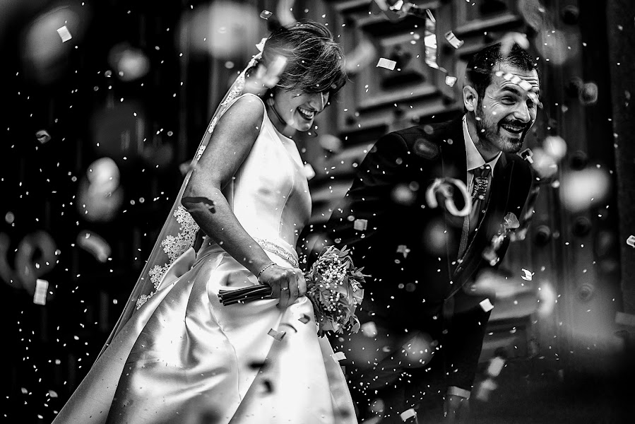 Wedding photographer Gabriel Sánchez martínez (gabrieloperastu). Photo of 19.10.2016