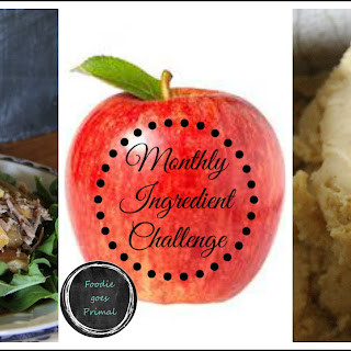Apples {Slow Cooked Pork & Apple Salad and Apple Pie Ice Cream}