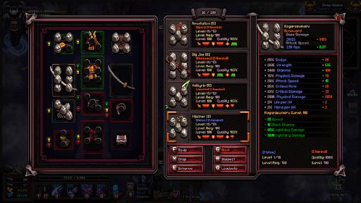 Hero Siege: Pocket Edition apktreat screenshots 2