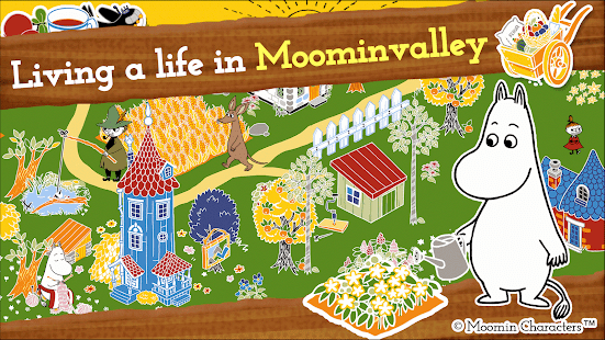 MOOMIN Welcome to Moominvalley- screenshot thumbnail