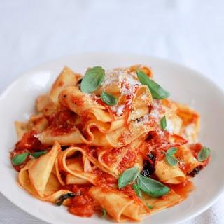 Lasagna Tomato Sauce Fresh Tomatoes Recipes